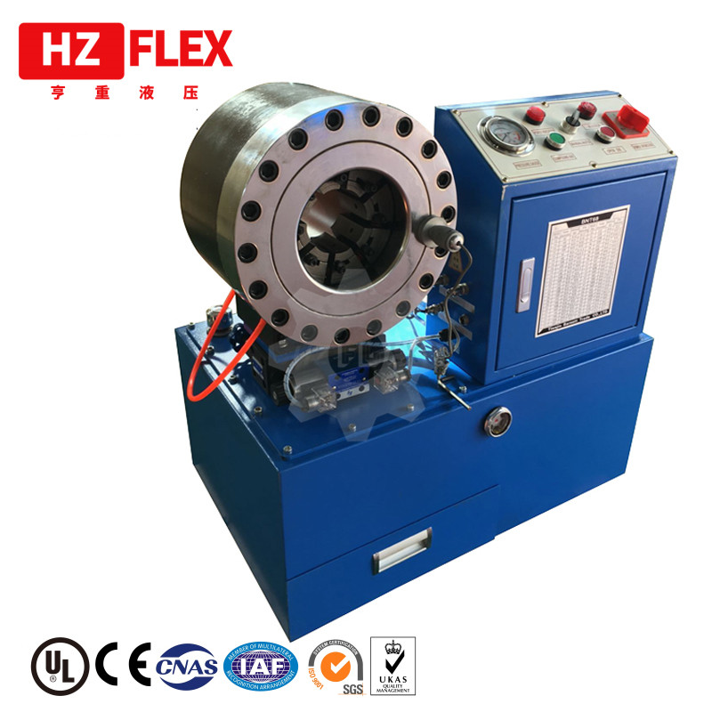 2 Inch hydraulic hose crimping machine High quality Metalworking hydraulic pipe benders2 Inch hydraulic hose crimping machine High quality Metalworking hydraulic pipe benders