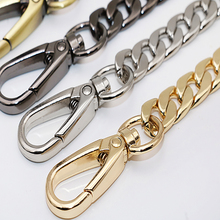 120cm Chain Accessories for Bags Belt Straps For Bag Parts Accessories Bags Chains Gold Belts Hardware For Handbag Accessories cheap IKE MARTI Metal LT001 95g~160g DIY Bag Strap Handbags Straps Handles Shoulder Bags Handbag Chain gold black silver bronze