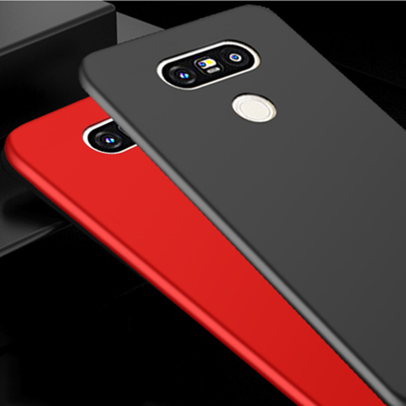 new concept 445d8 9f8a6 US $3.59 25% OFF|MAKAVO Case For LG V20 V10 Hard PC Back Cover 360  Protection Slim Matte Phone Cases for LG G5 G4 G3 G6-in Fitted Cases from  ...