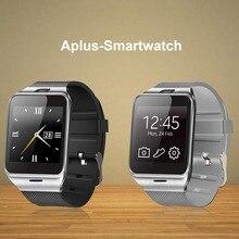 """1,5 """"HD Smartwatch Aplus GV18 Bluetooth Smart Uhr Unterstützung TF Und sim-karte Mit Nfc-funktion Für Android IOS Smartphone"""