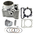 78mm Motorcycle Air Cylinder Kit Sit For Kawasaki KLX250 1993-2014 KLX 300 1996-2007 Block & Piston Kit & Head/ Base Gasket Kit