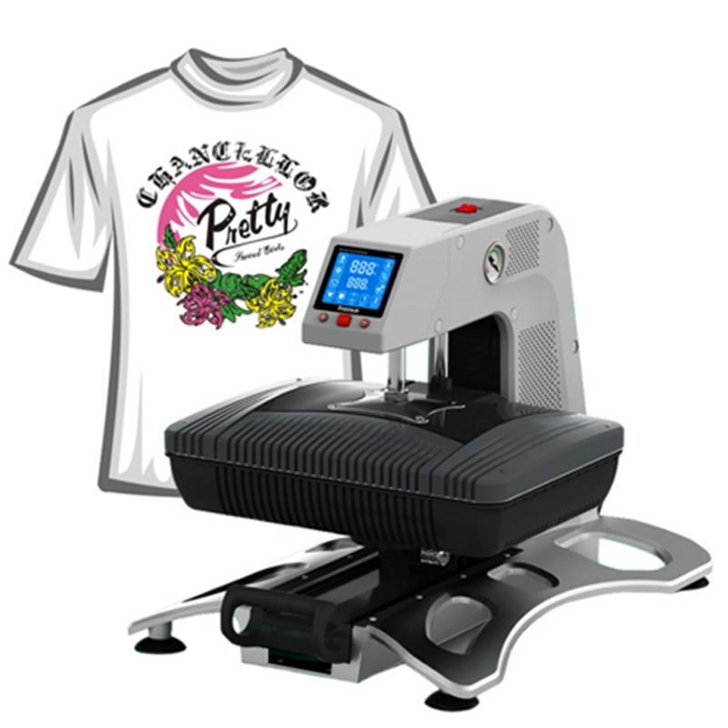 ST-420 3D Sublimation Imprimante 3D Vide Presse de La Chaleur Machine T-shirt Machine D'impression De Transfert De Chaleur Cas de Téléphone Tasse Plaque