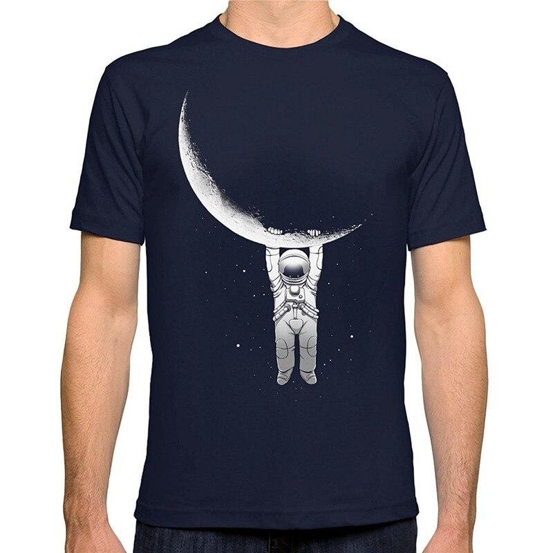 2018 лидер продаж; новинка футболка мужская с коротким мужская помощь! Встроенная О-образным вырезом Высокий Футболка