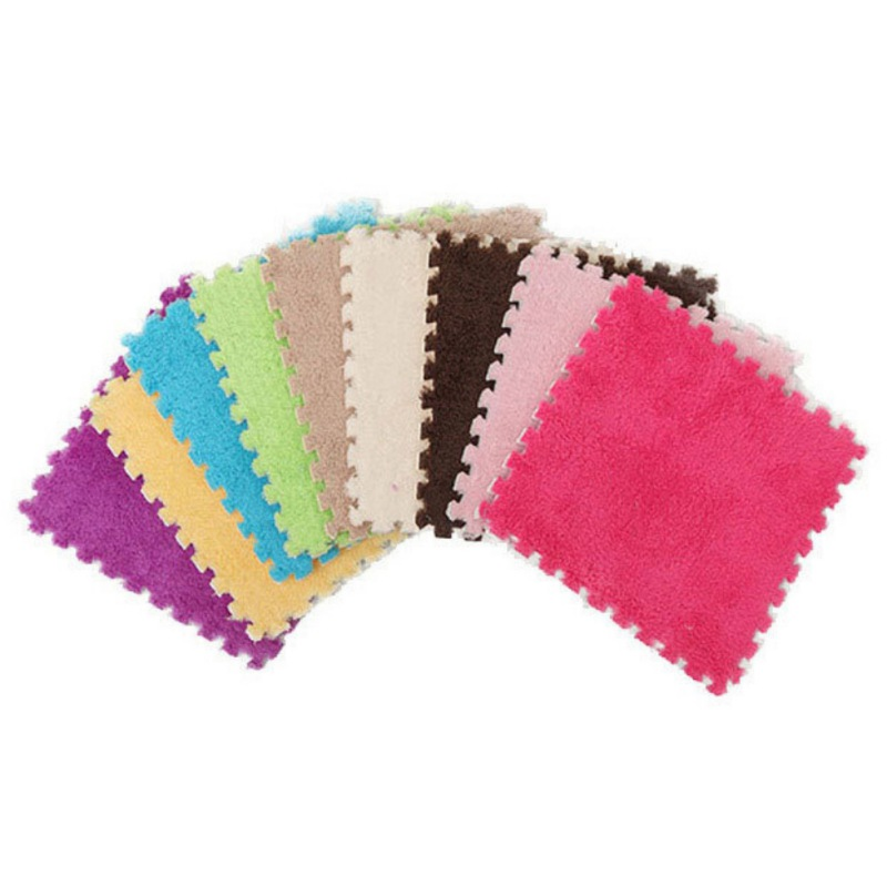 Puzzle Floor Tiles Mat Baby Crawling