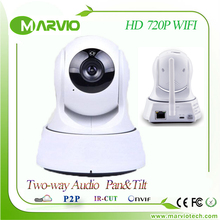 HD 720P IR Night Vision CCTV Pan Tilt WIFI Wireless Network IP Camera, Good Home Security Sureveillance System Onvif IPCam