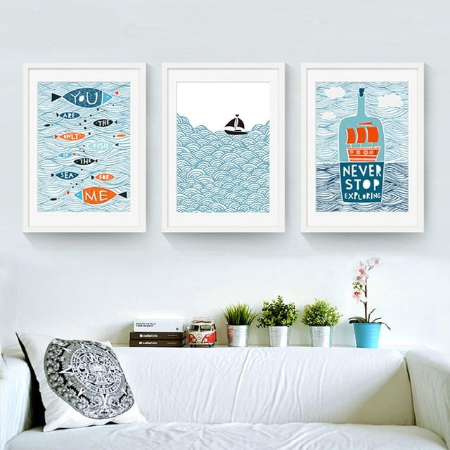 Stile nordico fumetto decorativo moderno e minimalista - Descrizione della camera da letto ...