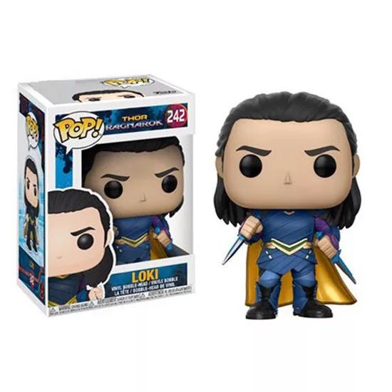 Funko pop   Movie:Thor 3 -Loki Vinyl Figure  Model Toy with IN Box