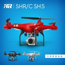 SH5HD 2.4G RC Quadcopter 2.4GHz 4 Channels 6 Axis Gyro RC Dr