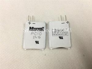 Image 2 - [BELLA]MAXWELL Super Capacitor supercapacitor PC10 2.5V10F จุดเดิม 10 ชิ้น/ล็อต