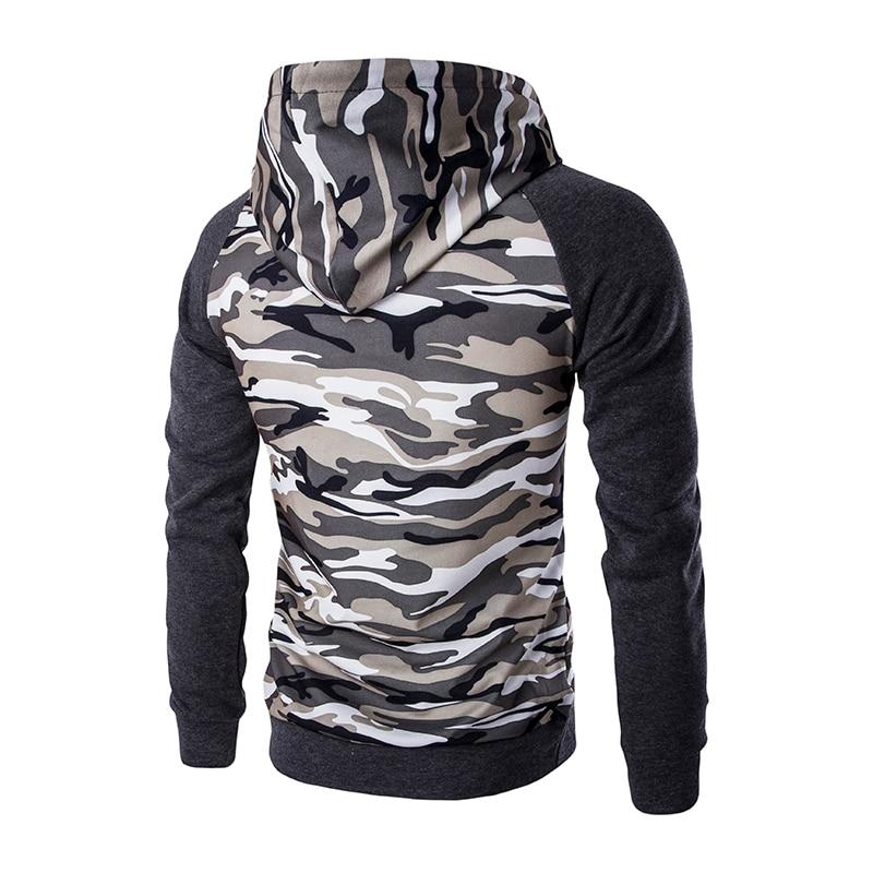 MarKyi 2016 neue kapuze camouflage hoodie männer gute qualität brief  gedruckt sweatshirt männer marke größe 2xl in MarKyi 2016 neue kapuze  camouflage hoodie ... e16d549849