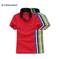 Hot Sale 2017 Summer Style Womens Summer Clothing 100 Cotton Polo Shirts Casual Lapel Short Sleeve