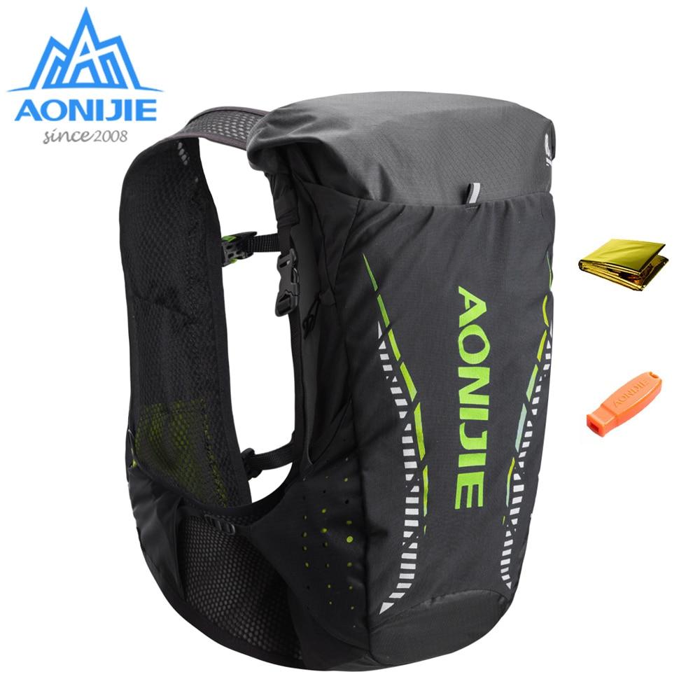 18L super lekki plecak nawadniający płynącą wodą pęcherza moczowego kamizelka wspinaczka maraton jazda na rowerze torba z bidonem w Torby gimnastyczne od Sport i rozrywka na AliExpress - 11.11_Double 11Singles' Day 1