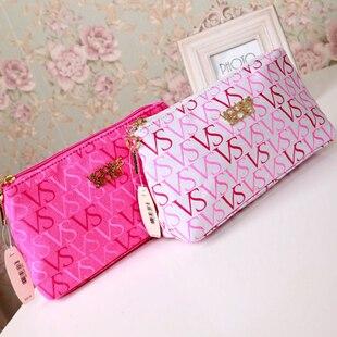 Victoria 2014  fashion women's cosmetic bag handbag day clutch small bags