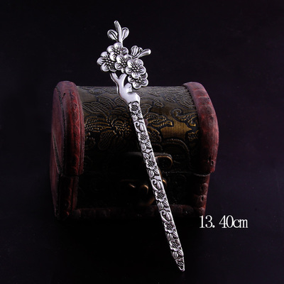 HTB1yFLYPFXXXXabapXXq6xXFXXX0 Elegant Silver Vintage Hair Stick Pin For Women - 16 Styles