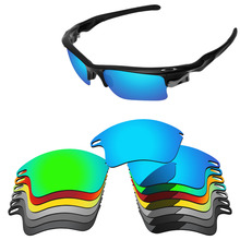 PapaViva POLARIZED Replacement Lenses for Authentic Fast Jacket XL Sunglasses 100% UVA & UVB Protection - Multiple Options