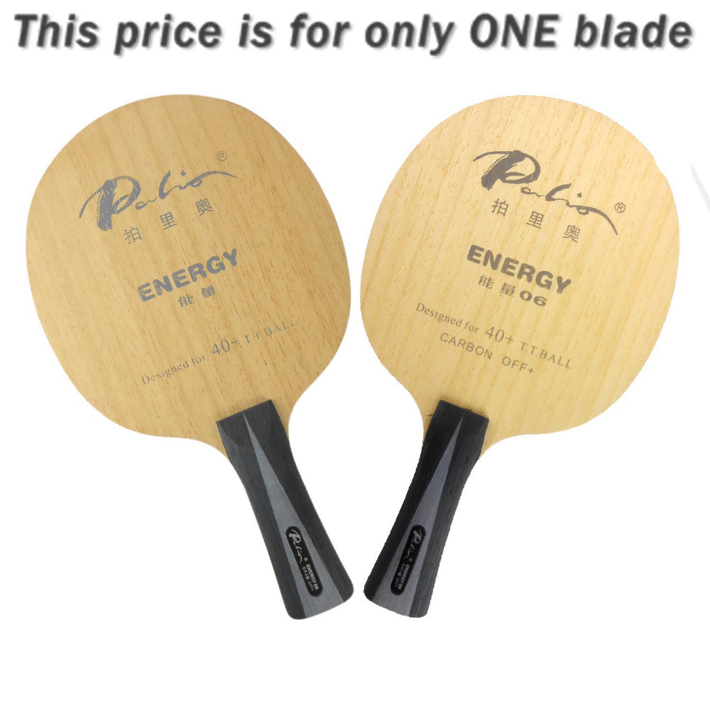 Palio Energy06 Energy 06 Energy-06 table tennis pingpong blade 2015 The new listing Favourite