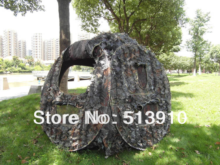 2016 camouflage automatic pop up hiden invisible Watching bird photography shooting hunting fishing shower outdoor c&ing tent-in Tents from Sports ... & 2016 camouflage automatic pop up hiden invisible Watching bird ...