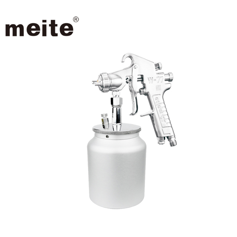 Meite MT W77 2531S glue special spray gun suction feed type in 2.5mm nozzle pneumatic sprayer paint tool Mar.18 update tool