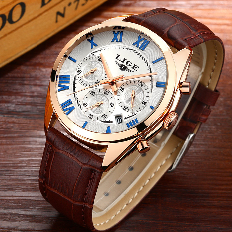 Top brand luxury multifunction chronograph sports watch 2