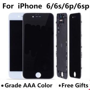 Image 2 - Aaa 아이폰 6 lcd 화면 전체 어셈블리 6 플러스 6 s 디스플레이 터치 스크린 교체 디스플레이 죽은 픽셀 없음
