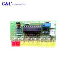 Electronic DIY Kit LM3915 Audio Level Indicator Production S