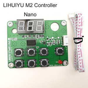 Image 4 - LIHUIYU M2 Nano Laser Controller Mother Main Board Mother Board Control Panel Dongle B USB Cable Used for Co2 Engraving Machine