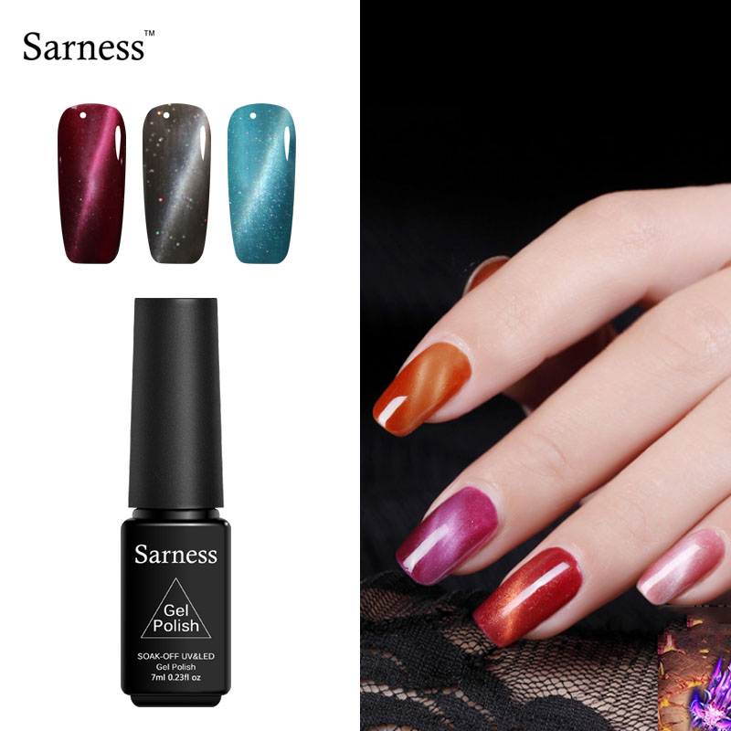 Gel Nail Polish Sale: Sarness Hot Sale UV Gel Nail Polish Lucky Top Coat