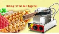 Bubble Waffle Machine Egg Waffle Eggettes Maker Electric Non stick 220V/110V Wholesale