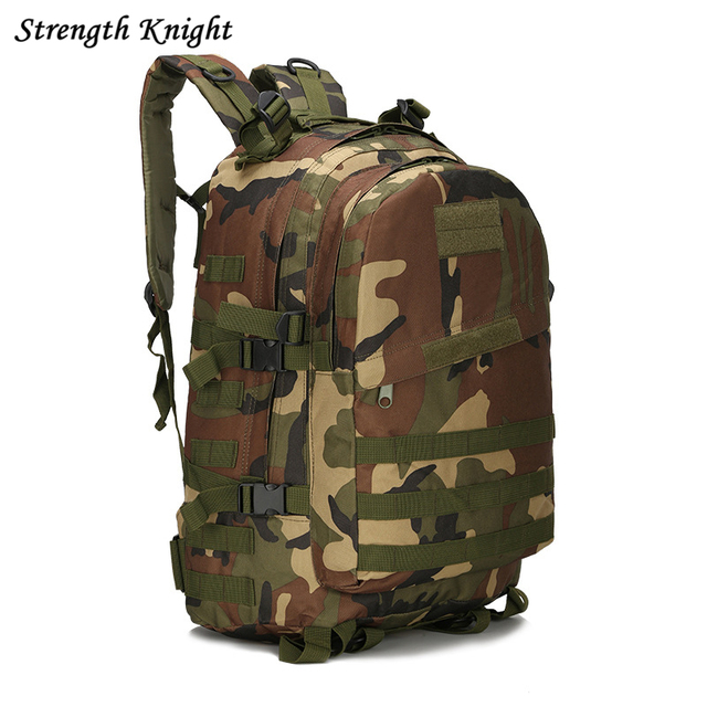984ae5306c 3D Military Army Backpack Multifunction Camouflage Backpacks Large-capacity  Men Bag High Quality School Bag Free Shipping X41