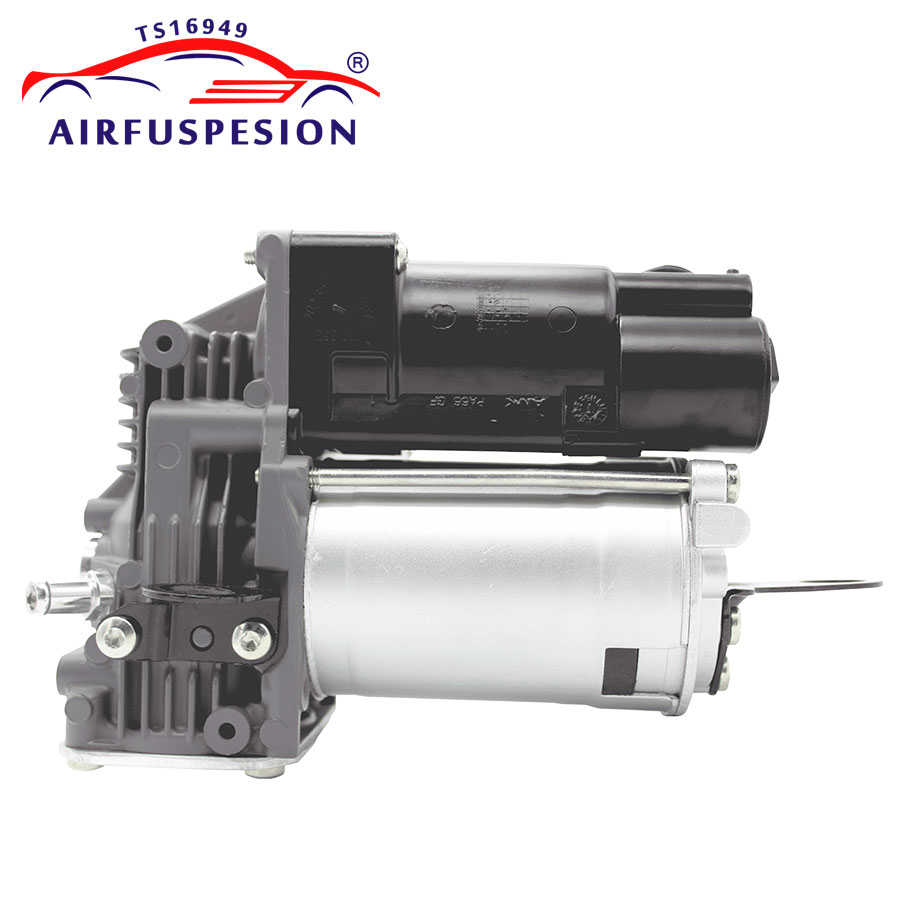 Image 5 - Pair Front Air Suspension Shock Air Compressor Pump for Mercedes W221 S CLASS 2213201604 2213204913 2213205113 2213201704-in Shock Absorber Parts from Automobiles & Motorcycles