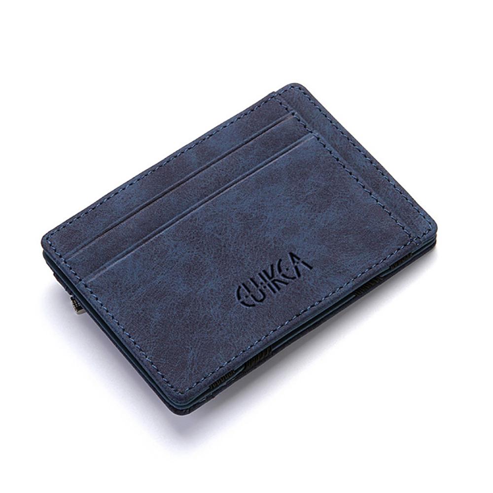 мужчины тонкий кошелек; Основной материал:: ПУ; Пол:: Унисекс;