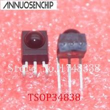 Módulo receptor TSOP34838 V34838 IR nuevo ORIGINAL 50 unids/lote