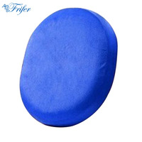 Breathable Chair Seat Cushion Coccyx Pain Relief Memory Foam Comfort Donut Ring Chair Seat Cushion Pillow
