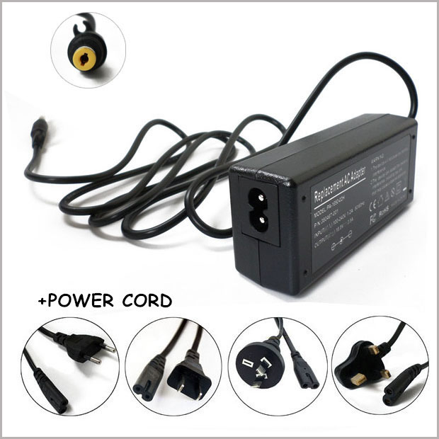 18 5V 3 5A 65W Universal Laptop Charger AC Adapter For Notebook HP  Pavillion DV1000 DV6000 dv9000 PPP009L PPP009H PPP009D-in Laptop Adapter  from