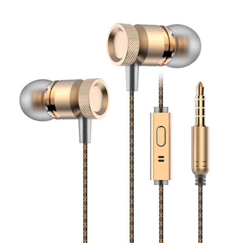 3.5mm Super Bass Stereo In-Ear Earphone Headphone Headset For Tablet MP3 BINMER Futural Digital New High Quality F25