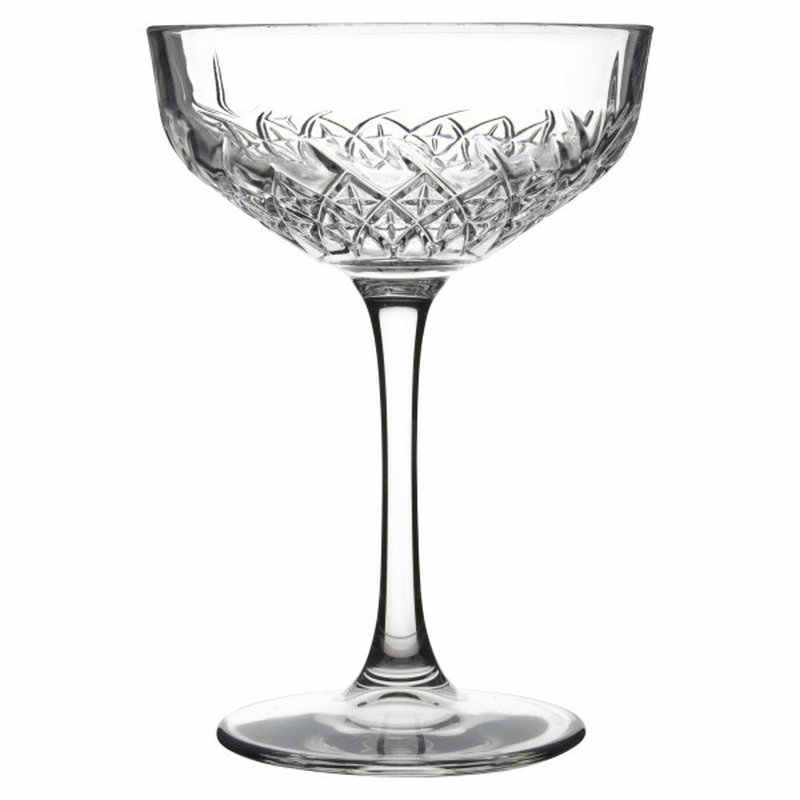 Envío gratis 4 Uds 260ML cupé Cocktail vaso para martini Glass Set de 4