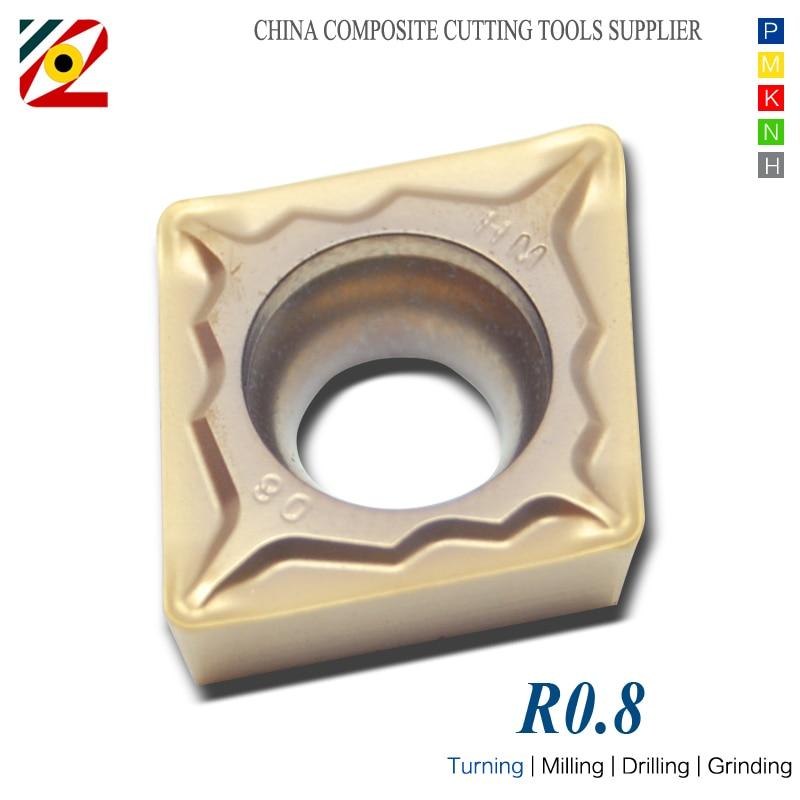 CNC-karbiid-lisad CCMT120404 CCMT120408 CCMT431 CCMT432 HM - - Tööpingid ja tarvikud - Foto 2