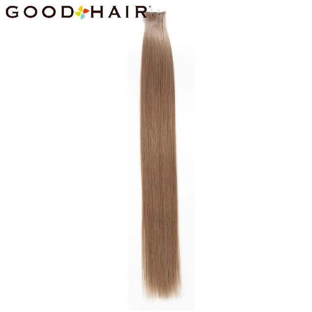Online Shop Brazilian Tape Hair Natural Human Straight Tape In