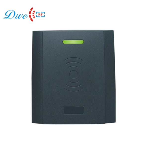 DWE CC RF access control card reader cheap 125khz id card reader proximity access control systems oem reader цена и фото