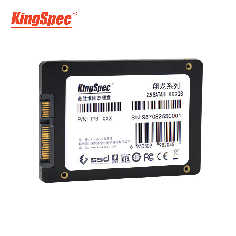 Kingspec SSD Disk Sdd Hard-Drive Laptop 512GB 240GB 120 SATA 1tb-Hd