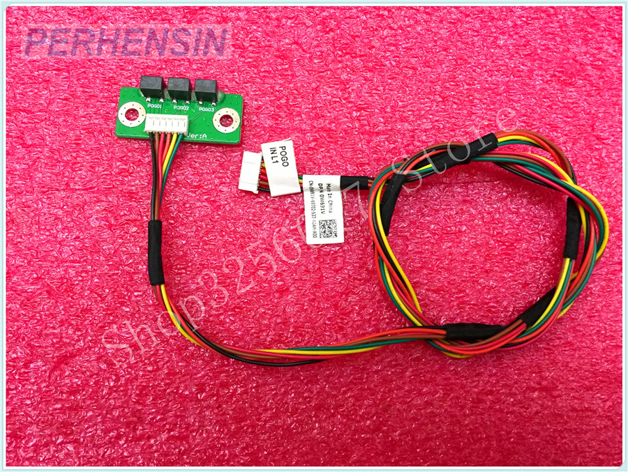 FOR DELL FOR ALIENWARE FOR AREA 51 BASE DOOR IO BOARD & CABLE W691V 0W691V