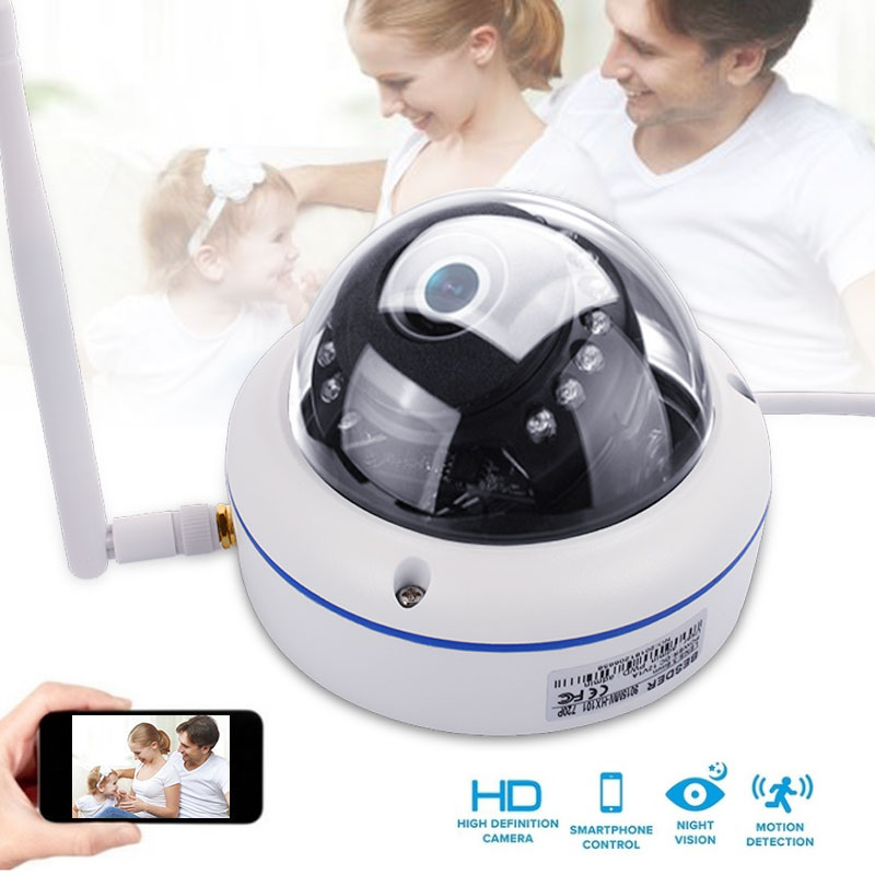 1080P HD WiFi Dome Camera Home CCTV WiFi IP Camera Baby Monitor AP Connect WiFi HD Camera1080P HD WiFi Dome Camera Home CCTV WiFi IP Camera Baby Monitor AP Connect WiFi HD Camera