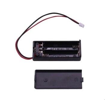Soportes de batería 2AAA de 100 piezas con conector para pruebas de micro bits de la BC