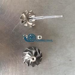 Turbosprężarki wastegate GT2056V 767720 turbosprężarka do nissana Navara 2.5 YD25 Pathfinder14411-eb70c 14411EB71C 767720-5005s