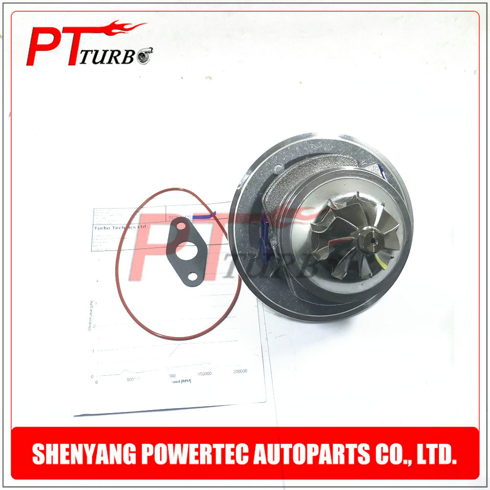 Turbo charger GT1549S cartridge core CHRA for Renault Master II Trafic II 2.2 DCI G9T 720 66KW / 90HP - Turbine 720244 turbo chra turbo charger core k03 53039880055 4432306 93161963 4404327 turbolader cartridge for renault master ii 2 5 dci 2001