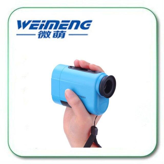 Weimeng marque haute précision 1500 m laser distance télescope laser télémètre ingénierie de puissance golf chasse laser télémètre
