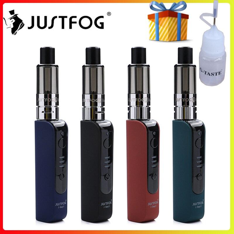 Bigsale Justfog P16A Kit stylo Vape Mini Kit avec batterie 900mAh intégré Anti-broche protection E-cigarette kit vs justfog Q16 kit