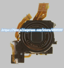 NEW Lens Zoom Unit For CANON FOR IXUS85 SD770 IS IXY25 IS Digital Camera Repair Part + CCD (Colors: Silver)