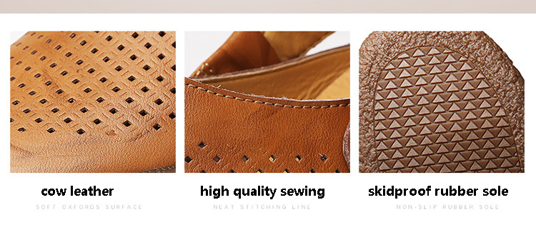 2019 Hot Sale Summer Classic  Men Outdoor Casual Flats Sandals Fashion Summer Beach Shoes Cheap Top Quality Non-slip Slippers