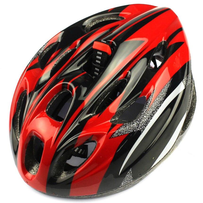 Prix pour Premium Hommes de Sports de Plein Air Ski Head Protecteur 18 Évents Adulte Sport Mountain Road Bicyclette De Vélo Skate Casque